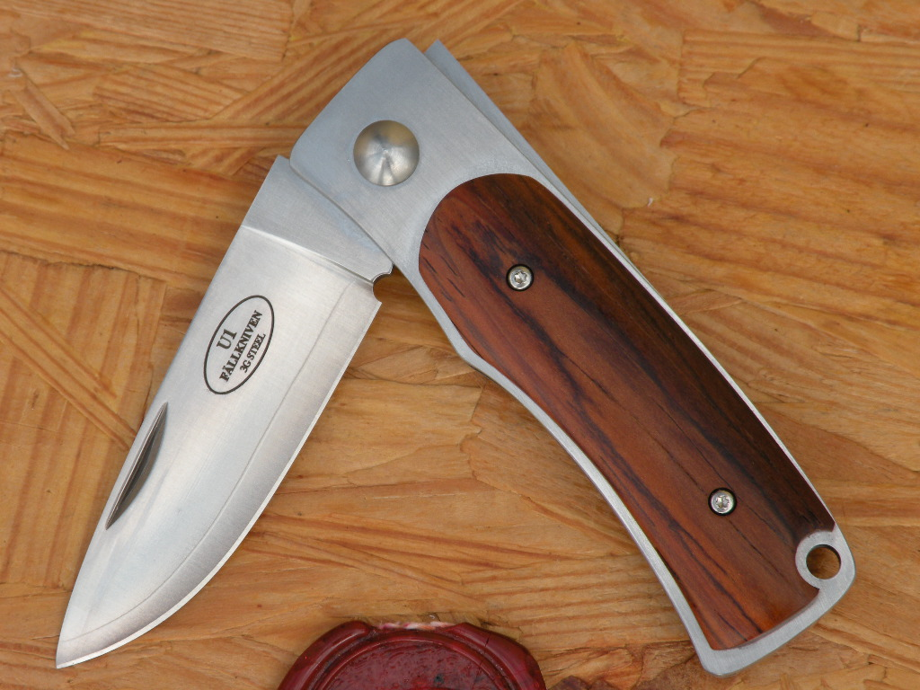 Fällkniven U1c Taschenmesser Cocobolo-Holz