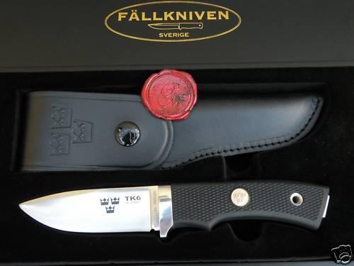 Fällkniven das TK6 Jagdmesser