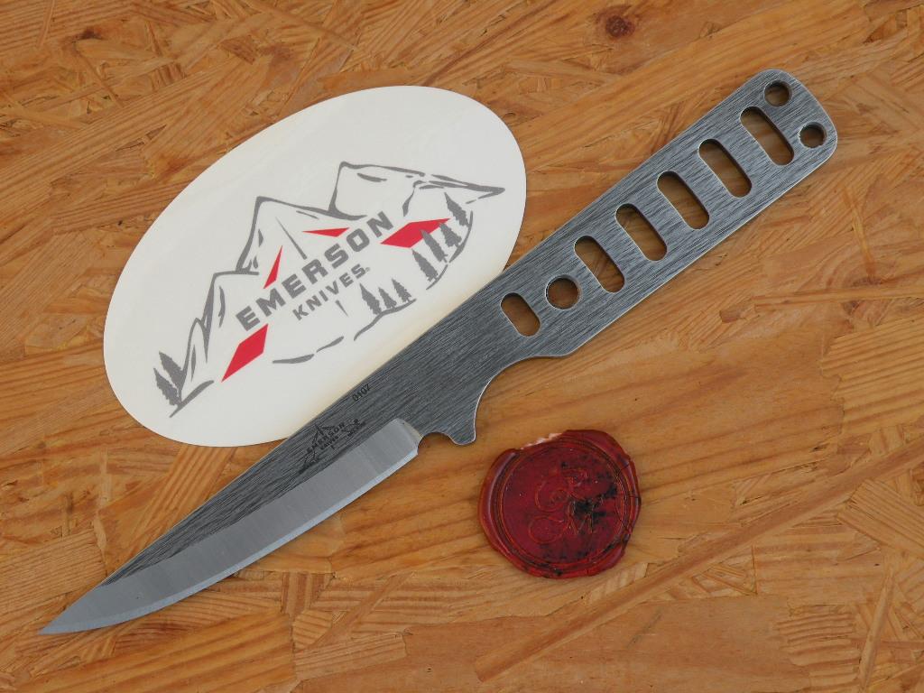 Emerson Kwaiken Neck Knife, SF