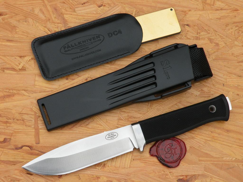 Fällkniven S1Pro mit Zytelscheide - Jagd und Outdoormesser