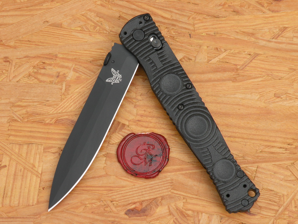 Benchmade 391BK - SOCP Folder, Axis
