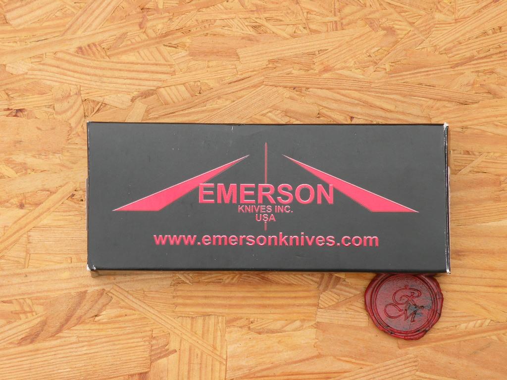 Emerson Iron Dragon SF