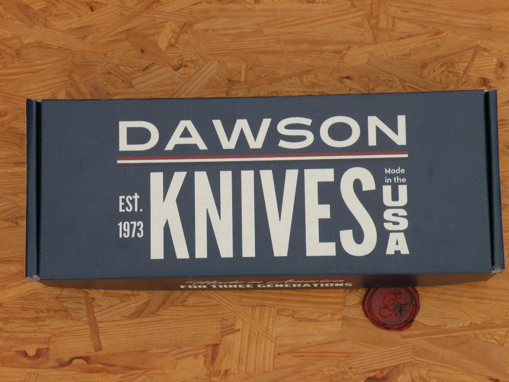 Dawson Forester - Specter Finish, black