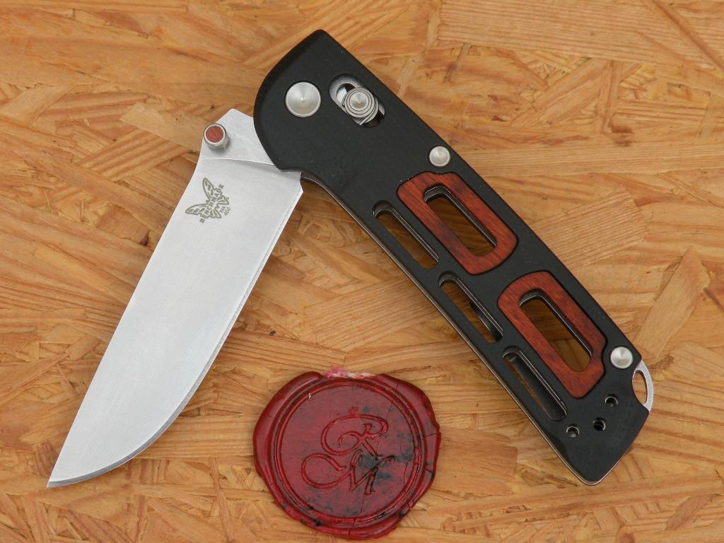 Benchmade 486 - SAIBU - Nakamura Design, Axis