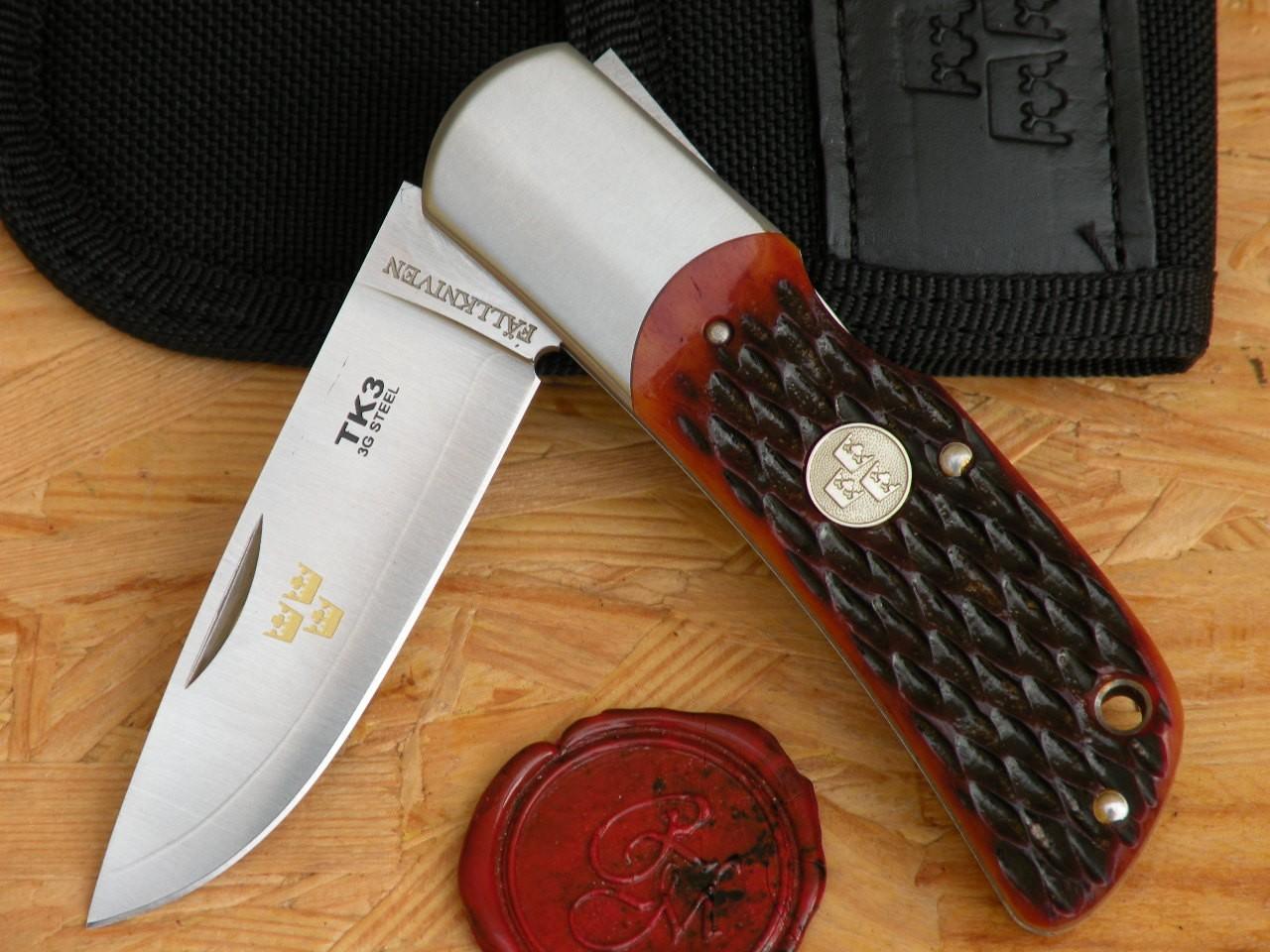 Fällkniven TK3jb Tre Kronor Taschenmesser