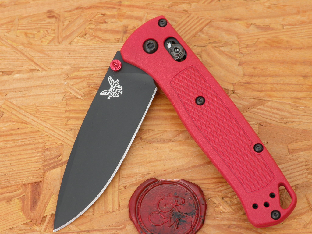 Benchmade 535BK-2001 BUGOUT, International Limited