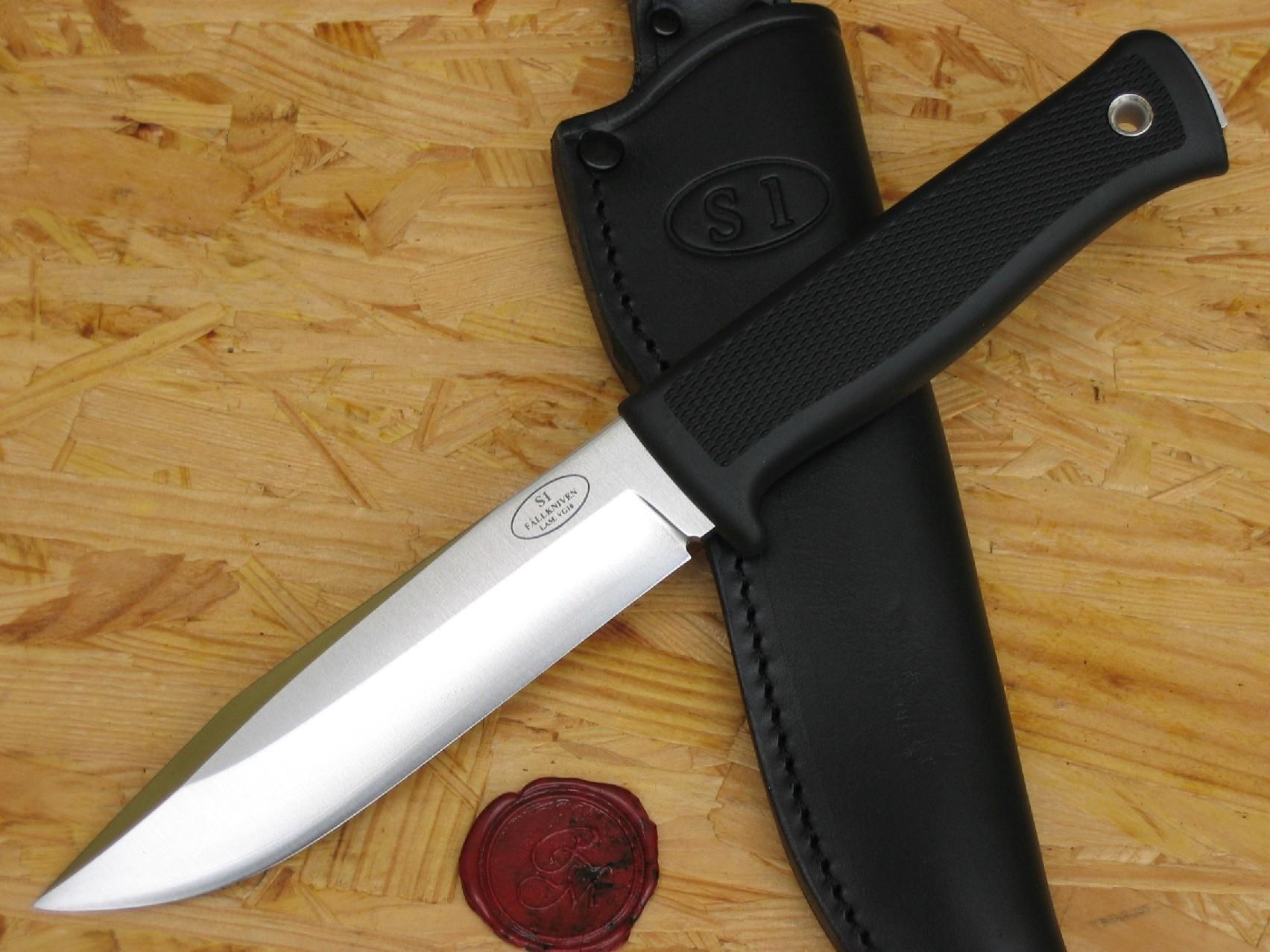 Fällkniven S1L Jagd und Outdoormesser