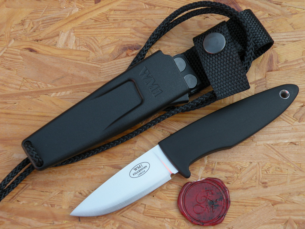 Fällkniven WM1zCoS - Hunting Knife - Zytelscheide