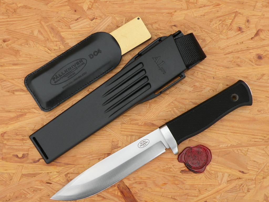Fällkniven A1Pro - Jagd und Outdoormesser