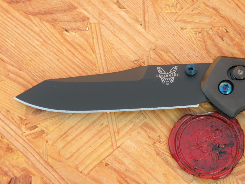 Benchmade 940BK-2003 - Osborne, Limited 2020