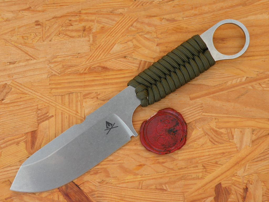 White River Firecraft 3.5 Olive Drab Paracord