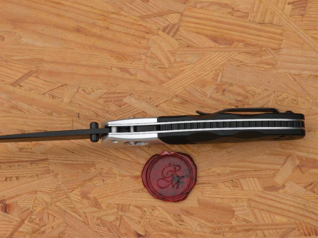 Benchmade 581BK OSBORNE,BARRAGE,