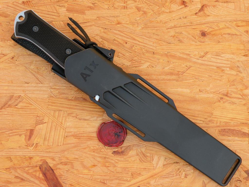Fällkniven A1x - X-Serie - Expedition Knife, Zytel
